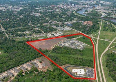 RiverScape Parkway Development