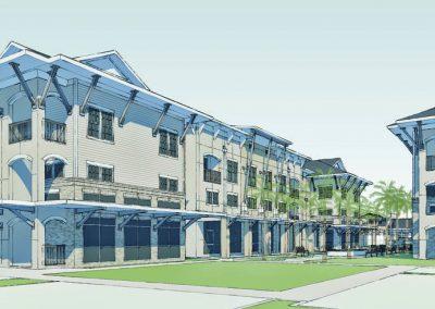 Park Rowe Apartments