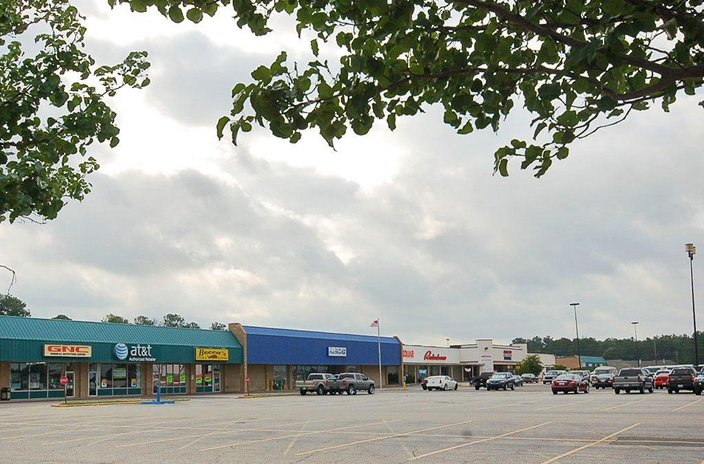 Huntington Park Shopping Center