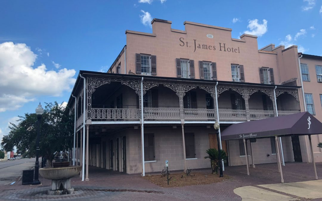 American South Real Estate Fund Underwrites Historical Hotel Redevelopment