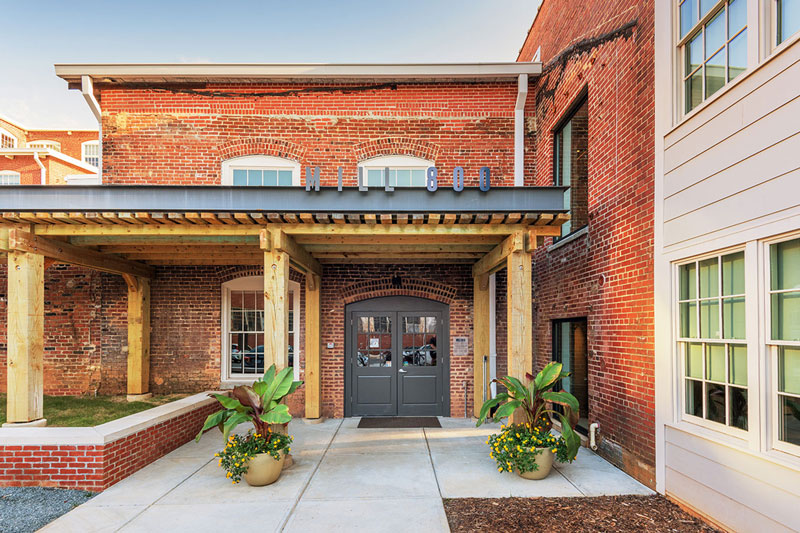 American South Real Estate Fund Provides Financing For Chatham Mill Redevelopment