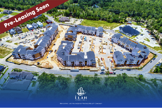 Vintage Realty Company Announces Brand New Luxury Apartment Homes in Terra Bella Village within Covington, Louisiana