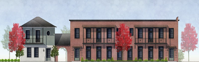 New Luxury Condos in Provenance Coming Soon!